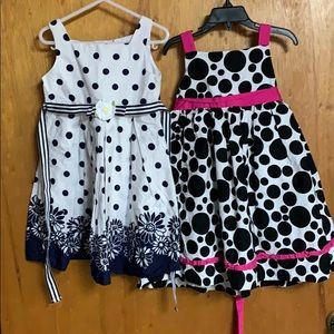 4 beautiful 4T dresses in excellent condition